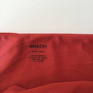 Mikoh Swim - Mikoh bikini bottoms size xsmall